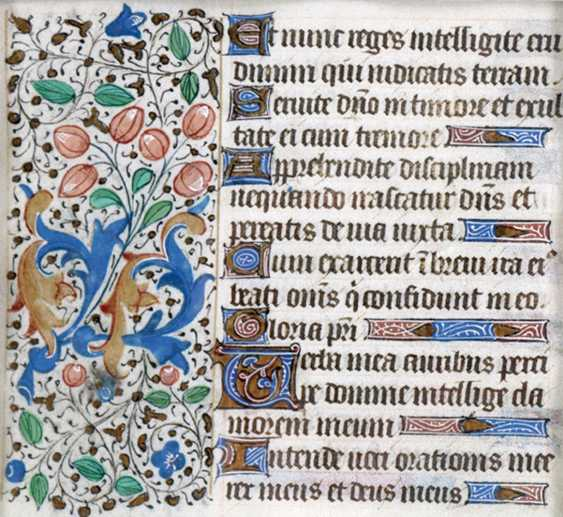 Book of hours. - photo 1