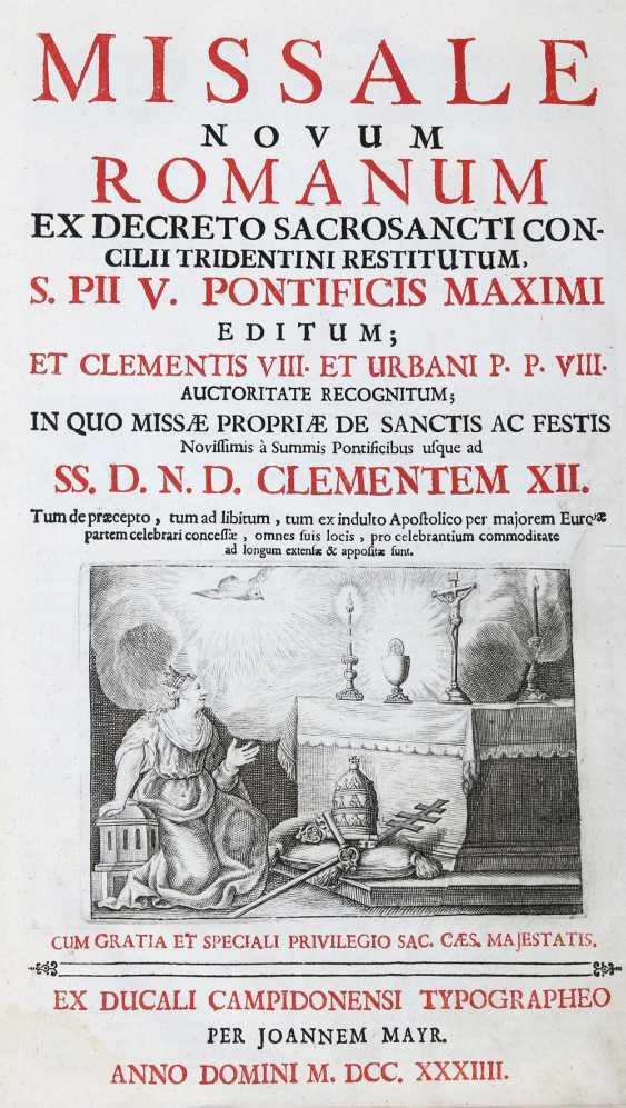 A new Roman Missal. - photo 1