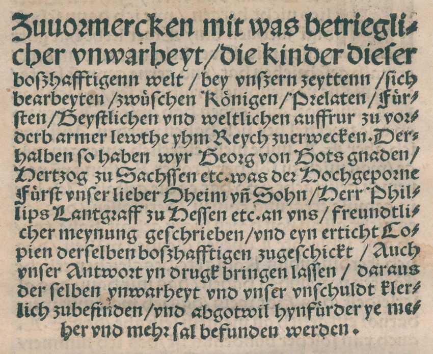 Georg,  Herzog von Sachsen. - Foto 1