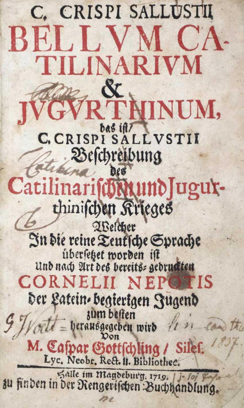 Sallustius, 200 - photo 2
