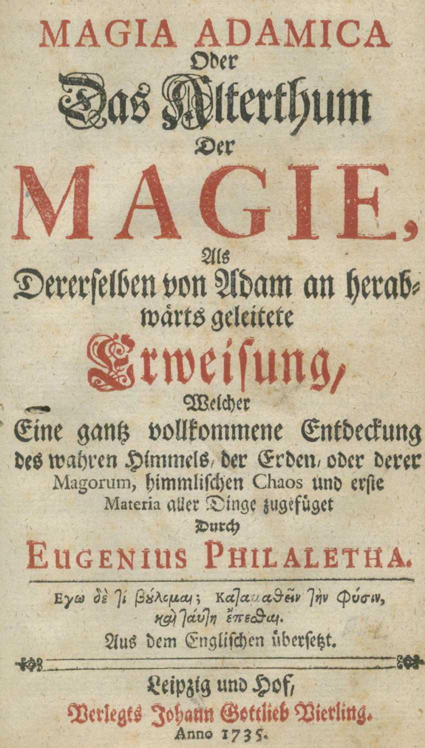 Philalethes, E. (d.i. T.Vaughan). - photo 1