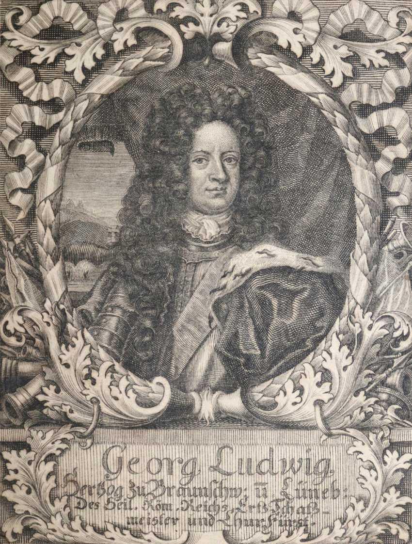 Georg Ludwig, Duke of Brunswick-Lüneburg. - photo 1