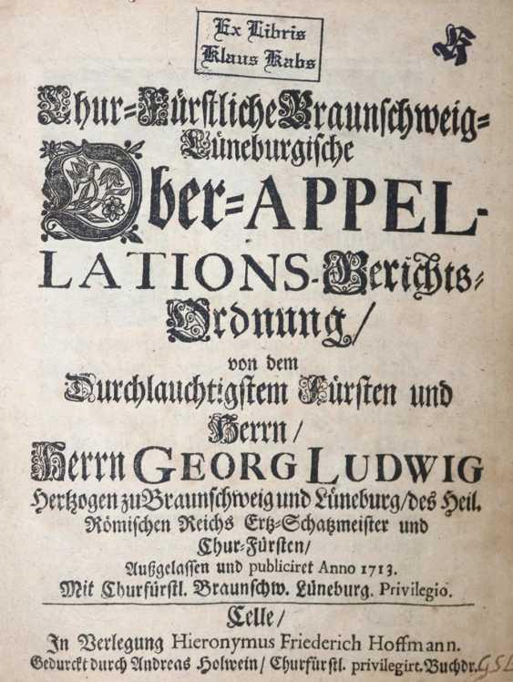 Georg Ludwig, Duke of Brunswick-Lüneburg. - photo 2