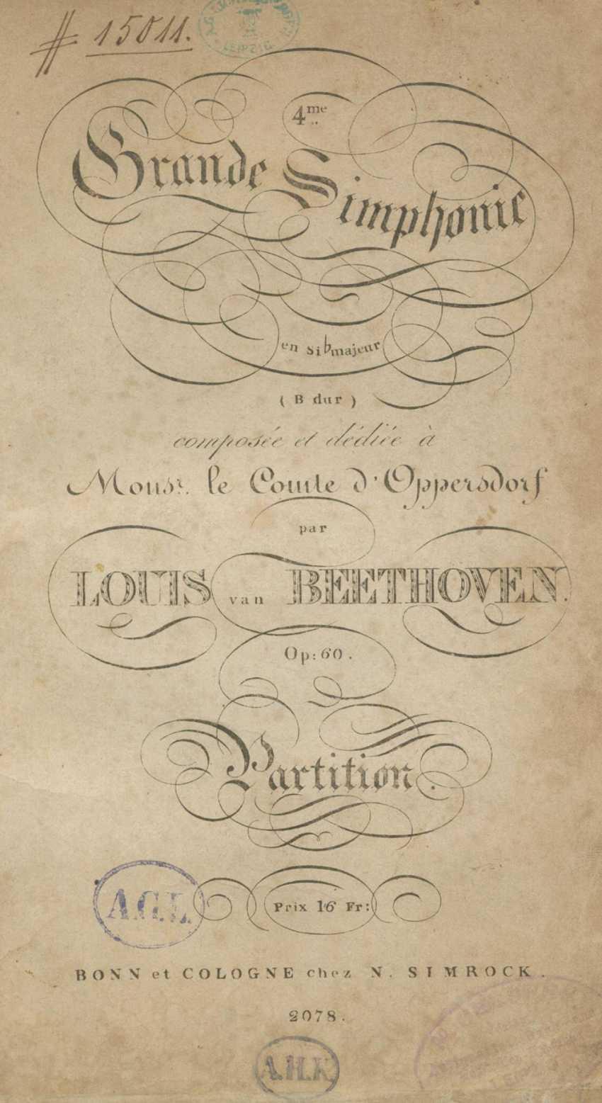 Beethoven, Lv - photo 1