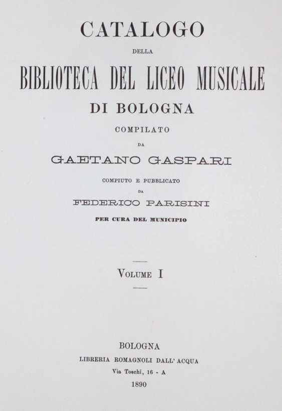 Gaspari, G. - photo 1