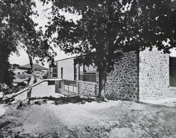 Le Corbusier (of CEJanneret) u. P.Jeanneret. - photo 1