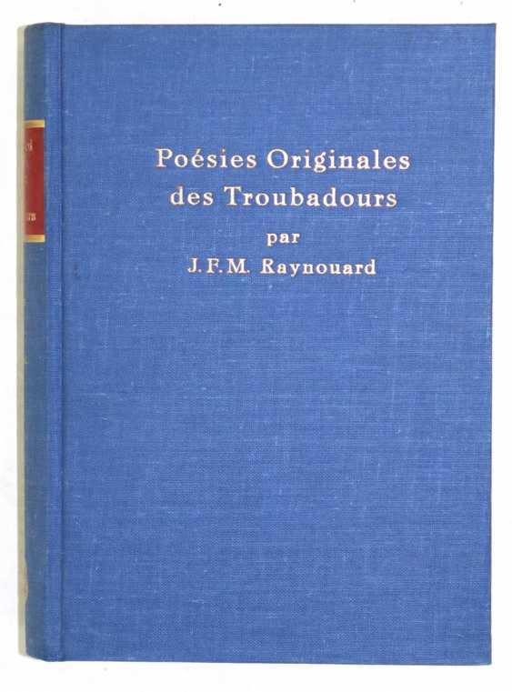 Raynouard, J.F.M. - photo 2