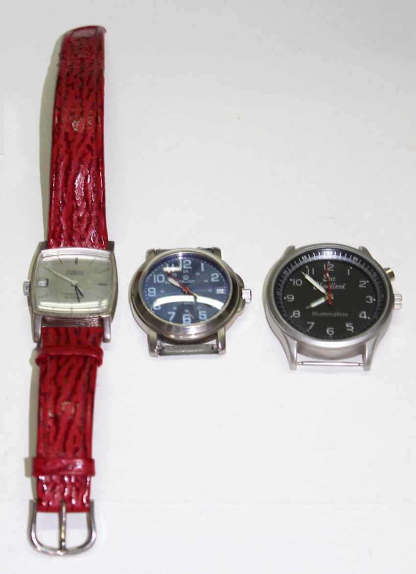 Men's wristwatches - photo 3