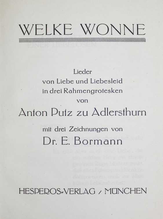 Putz zu Adlersthurn, A. - Foto 2