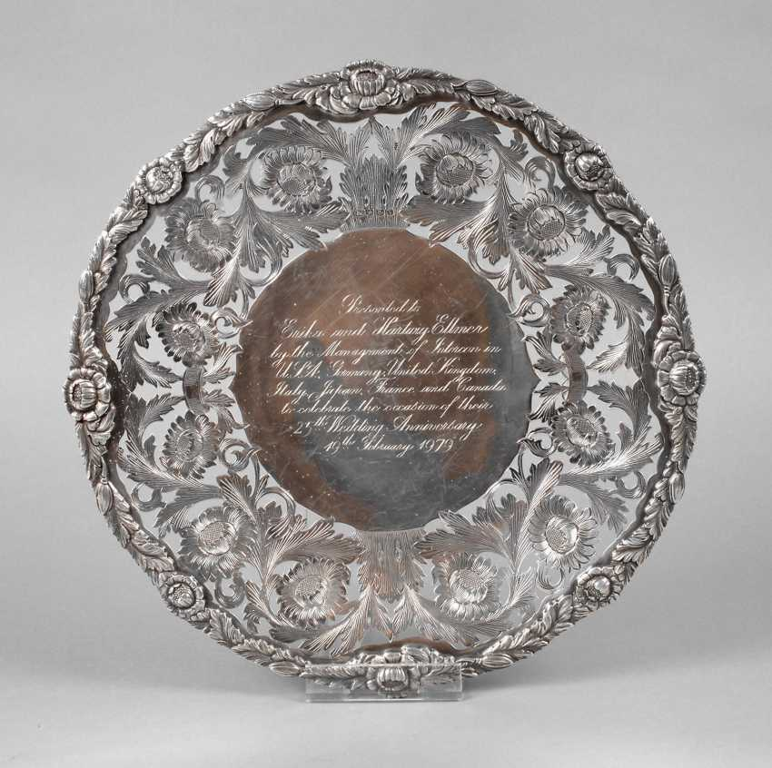 Auction Lot 4405 Silver Plate England From The Auction