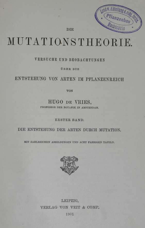 Vries, H.de. - photo 1