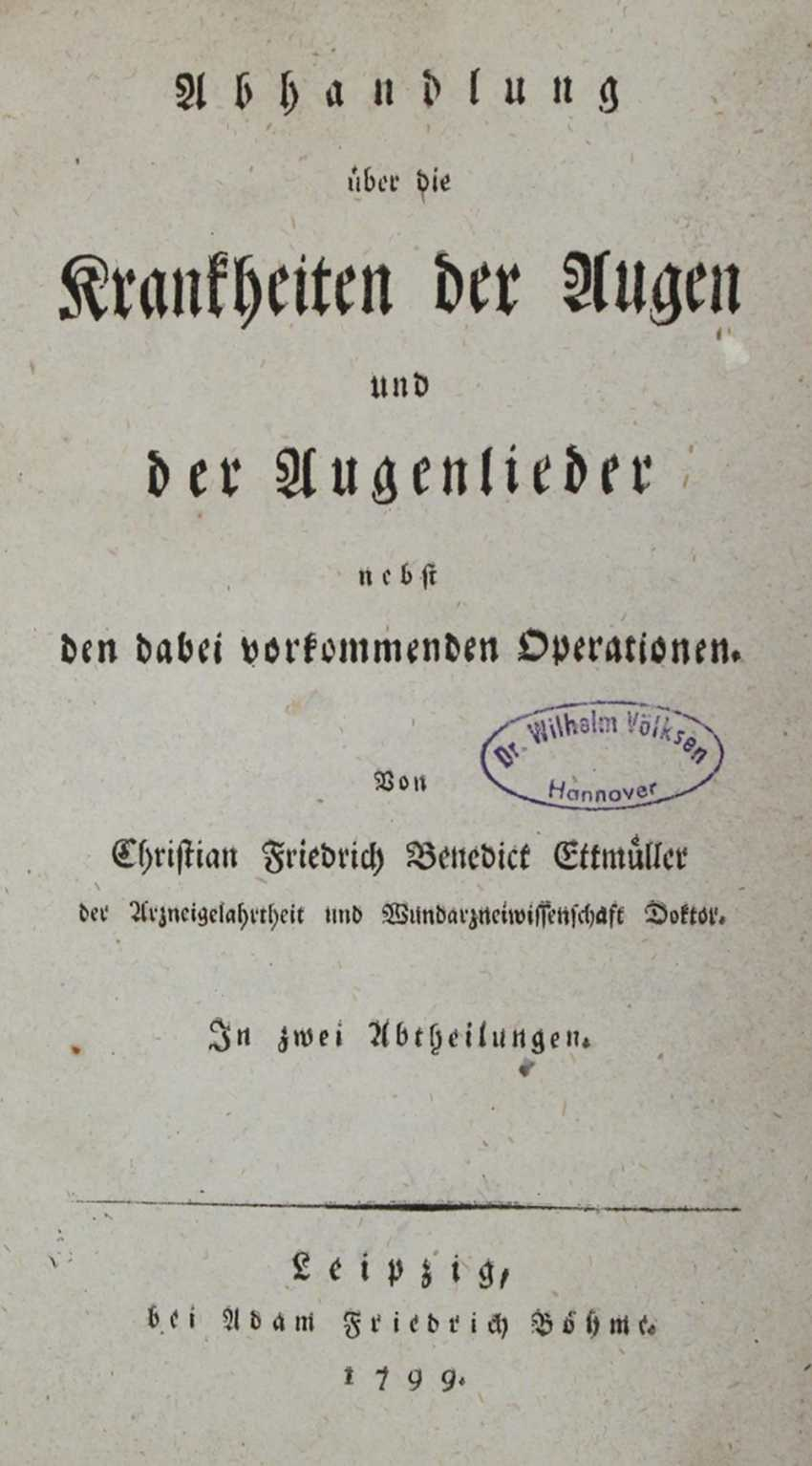 Ettmüller, C.F.B. - photo 1