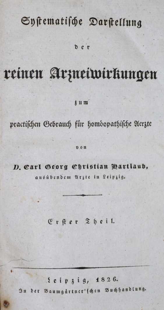 Hartlaub, CGC - photo 1