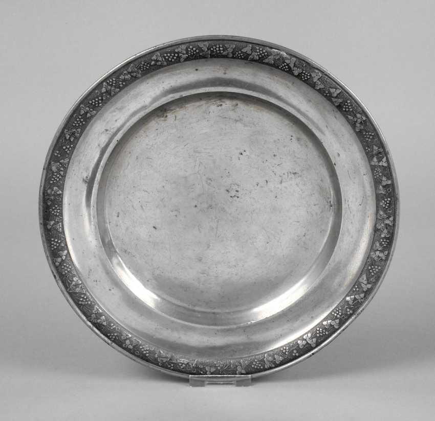 Tin Plate Plauen Auction Catalog Art And Antique Part Ii