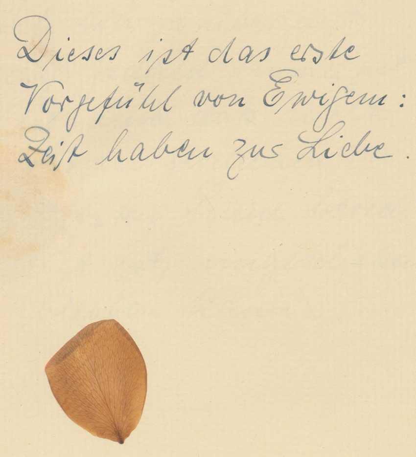 Sieber-Rilke, Ruth, - photo 1