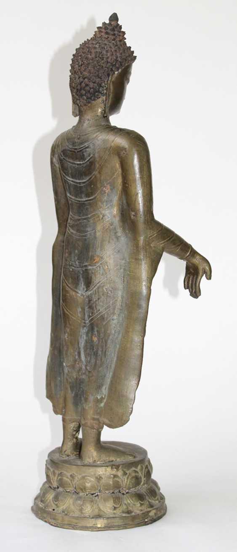 Buddha, standing, - photo 1