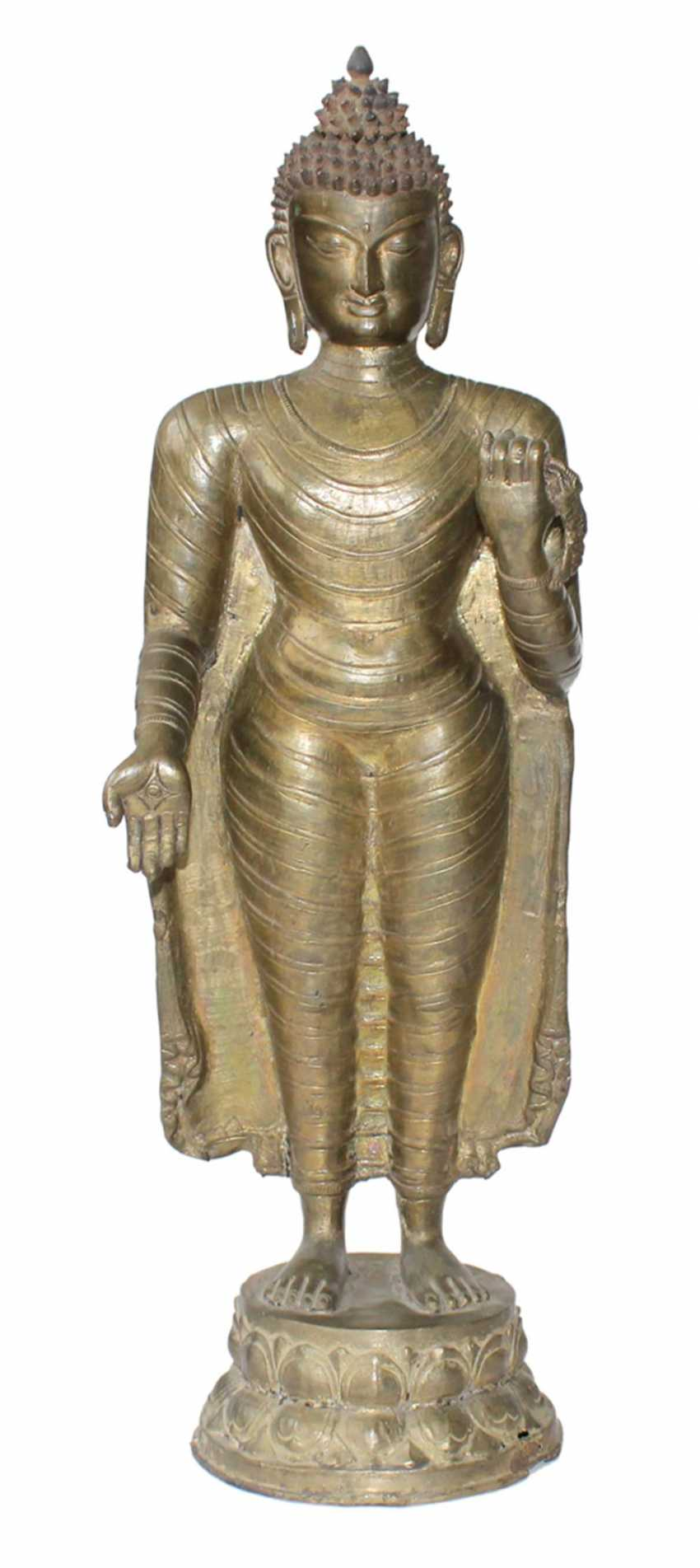 Buddha, standing, - photo 2