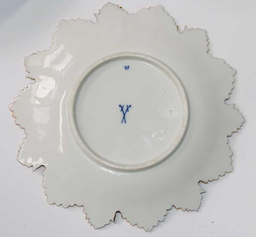 Meissen 3 splendid plates - photo 2