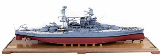 Battleship U.S.S. Arizona. - photo 1