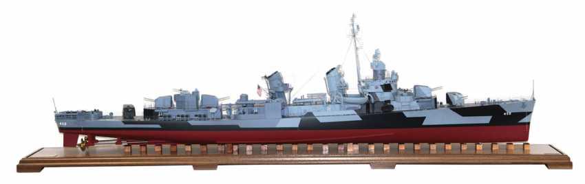 USS O'Bannon. - photo 1