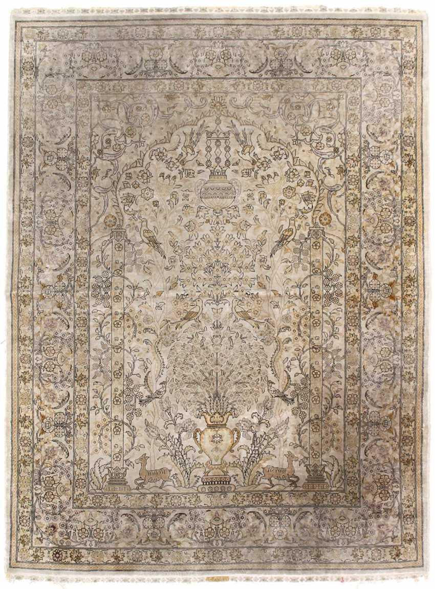 Prayer rug silk bridge - photo 1