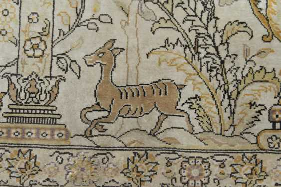 Prayer rug silk bridge - photo 2