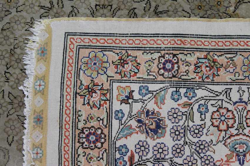 Prayer rug silk bridge - photo 3