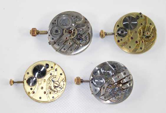 Pocket watch movements. - photo 2