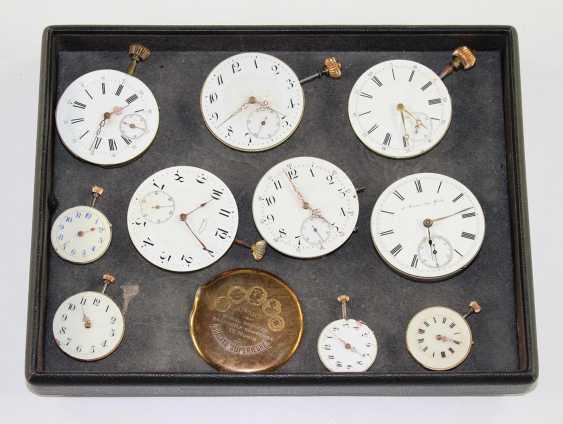 Pocket watch movements. - photo 3