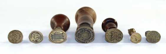 19th century seals. - photo 2