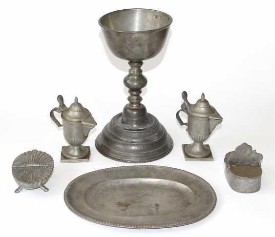 Church utensils tin - photo 1