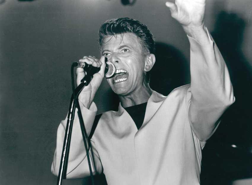 Bowie, David - photo 1