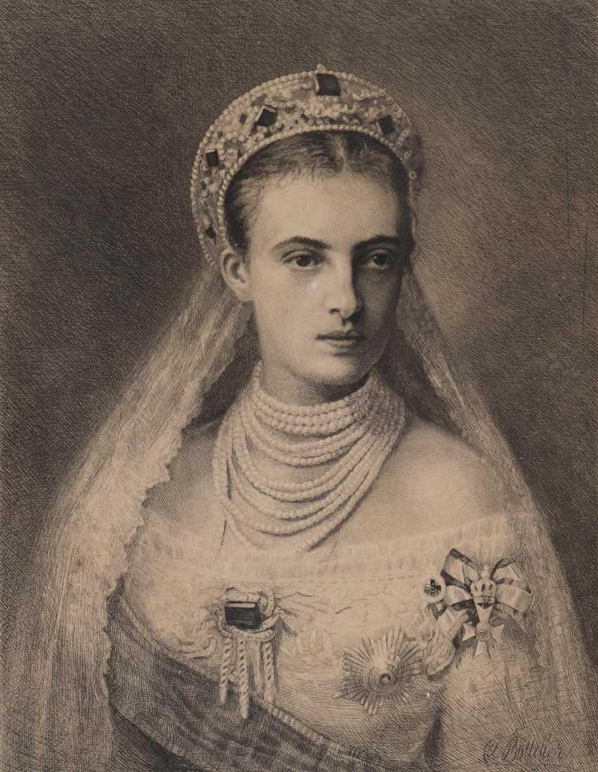 Romanowa, Anastasia Mikhailovna - photo 1