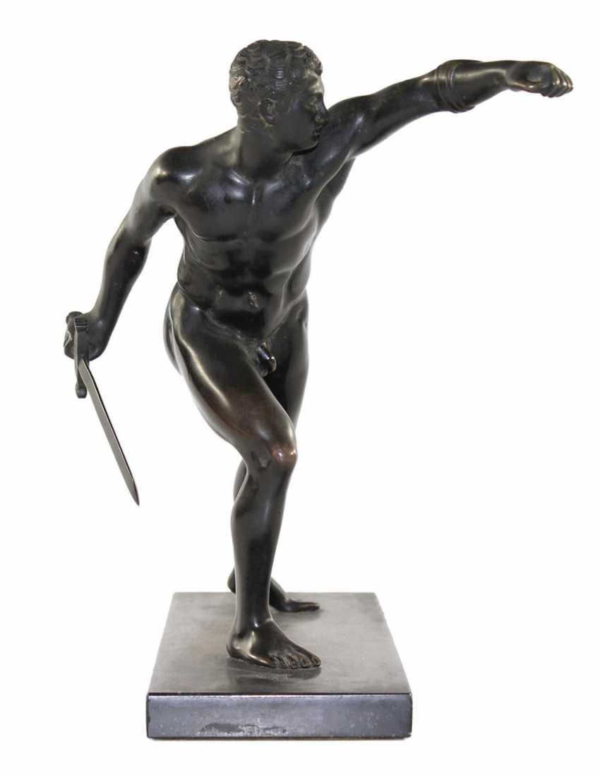 Roman warrior. - photo 1