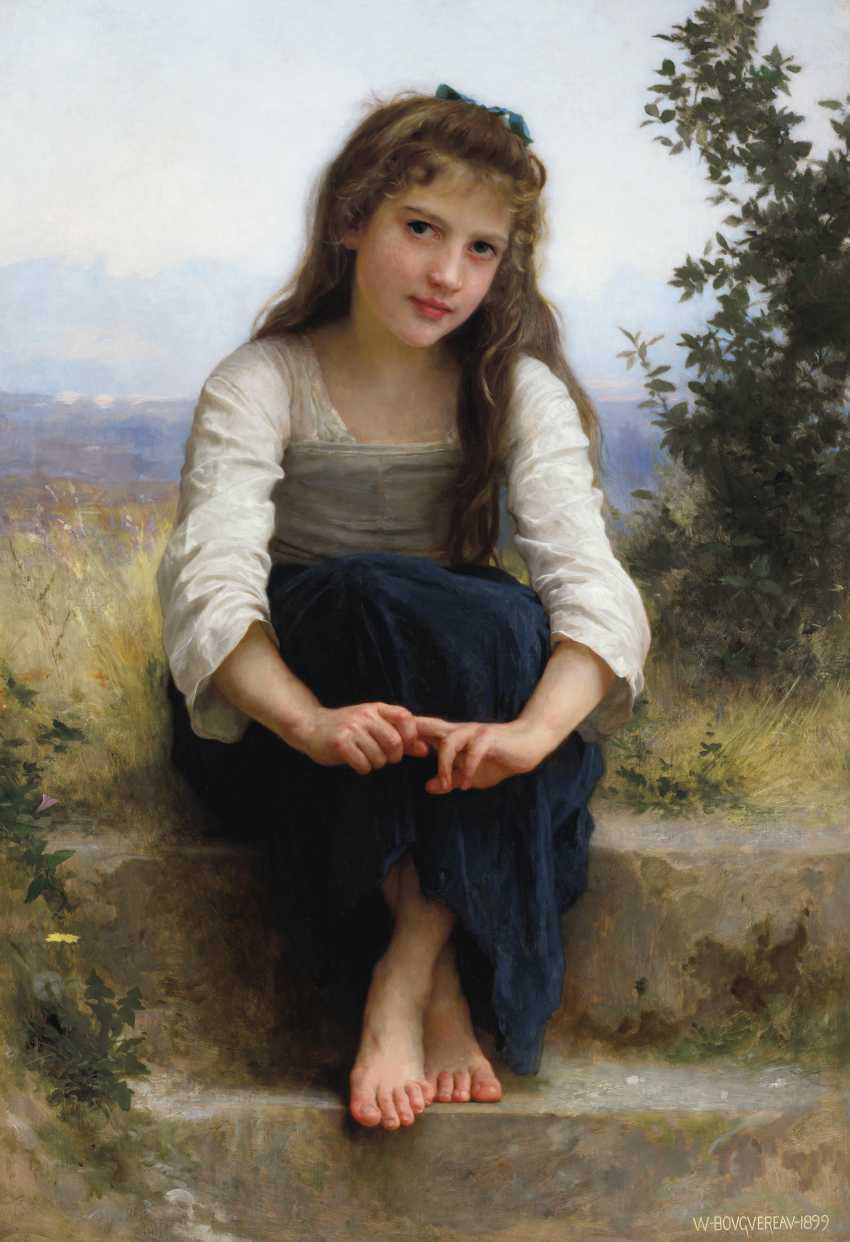 William Adolphe Bouguereau (French, 1825-1905) - photo 1