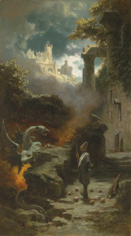 Carl Spitzweg (German, 1808-1885) - photo 1