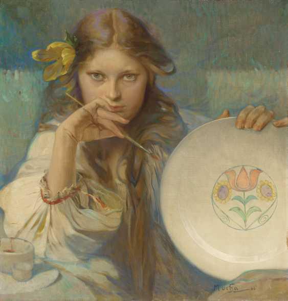 Alphonse Mucha (Czechoslovakian, 1860-1939) - photo 1
