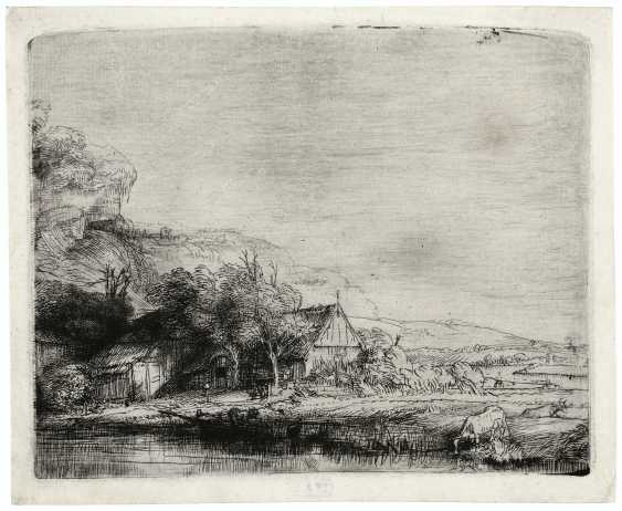 REMBRANDT HARMENSZ. VAN RIJN (LEIDEN 1606-1669 AMSTERDAM) - photo 1