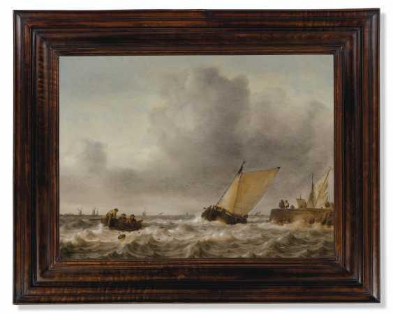 JAN PORCELLIS (GHENT 1584-1632 ZOUTERWOUDE) - photo 2