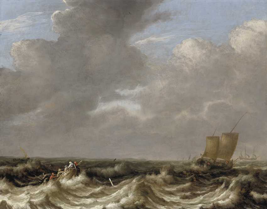 PIETER MULIER I (HAARLEM 1590/1615-1659) - photo 1