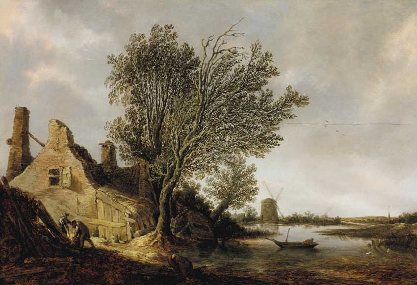 HERMAN SAFTLEVEN (ROTTERDAM 1609-1685 UTRECHT) - photo 1