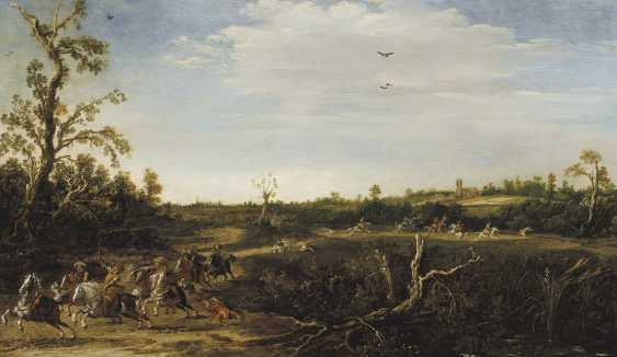 ESAIAS VAN DE VELDE (AMSTERDAM 1587-1630 THE HAGUE) - photo 1