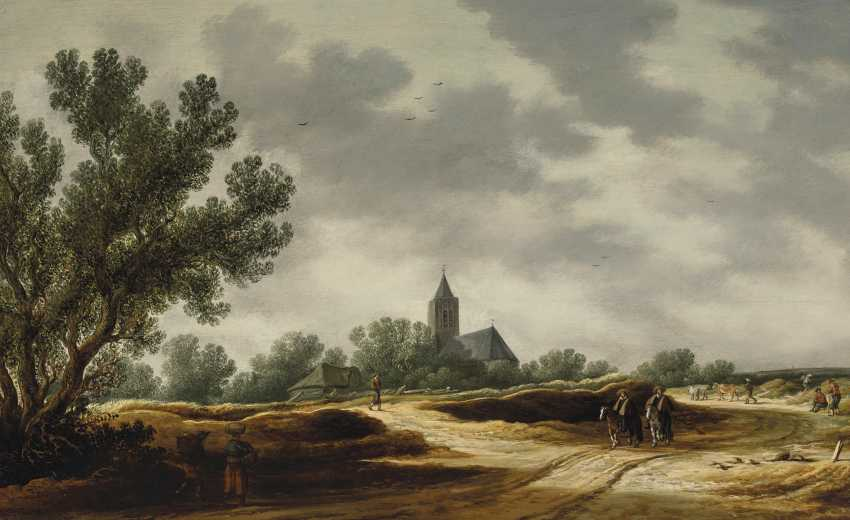 PIETER DE NEYN (LEIDEN 1597-1639) - photo 1
