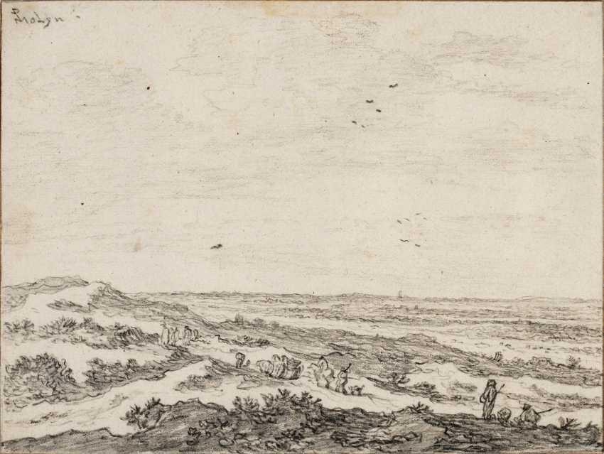 PIETER DE MOLIJN (LONDRES 1595-1661 HAARLEM) - photo 1