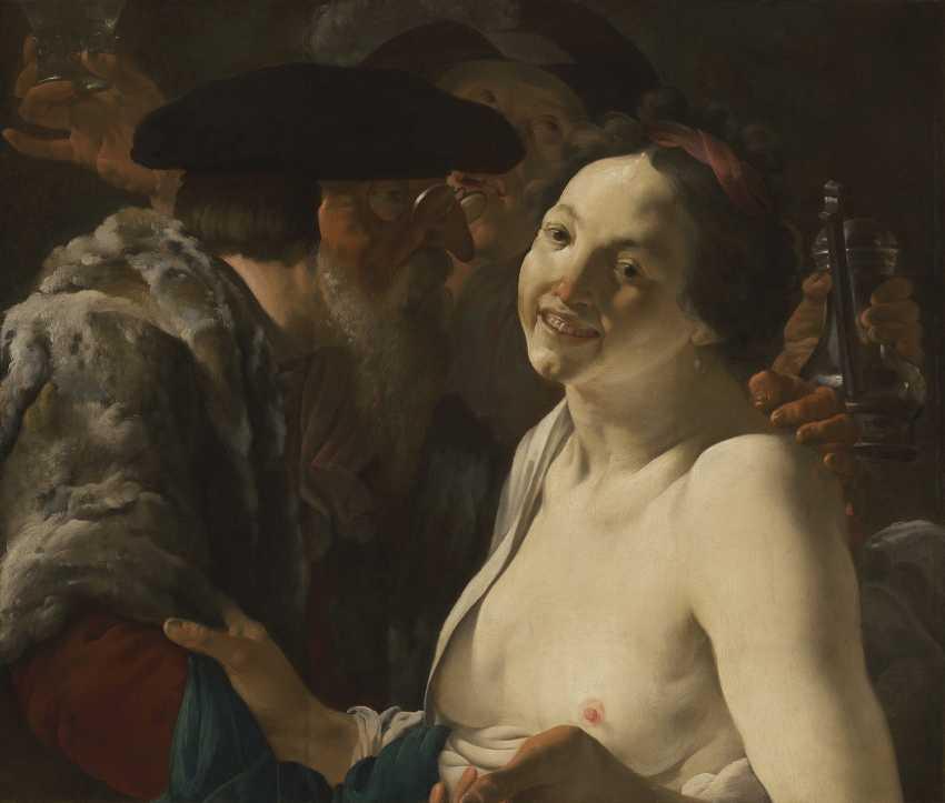 Hendrick ter Brugghen (The Hague 1588-1629 Utrecht) - photo 1