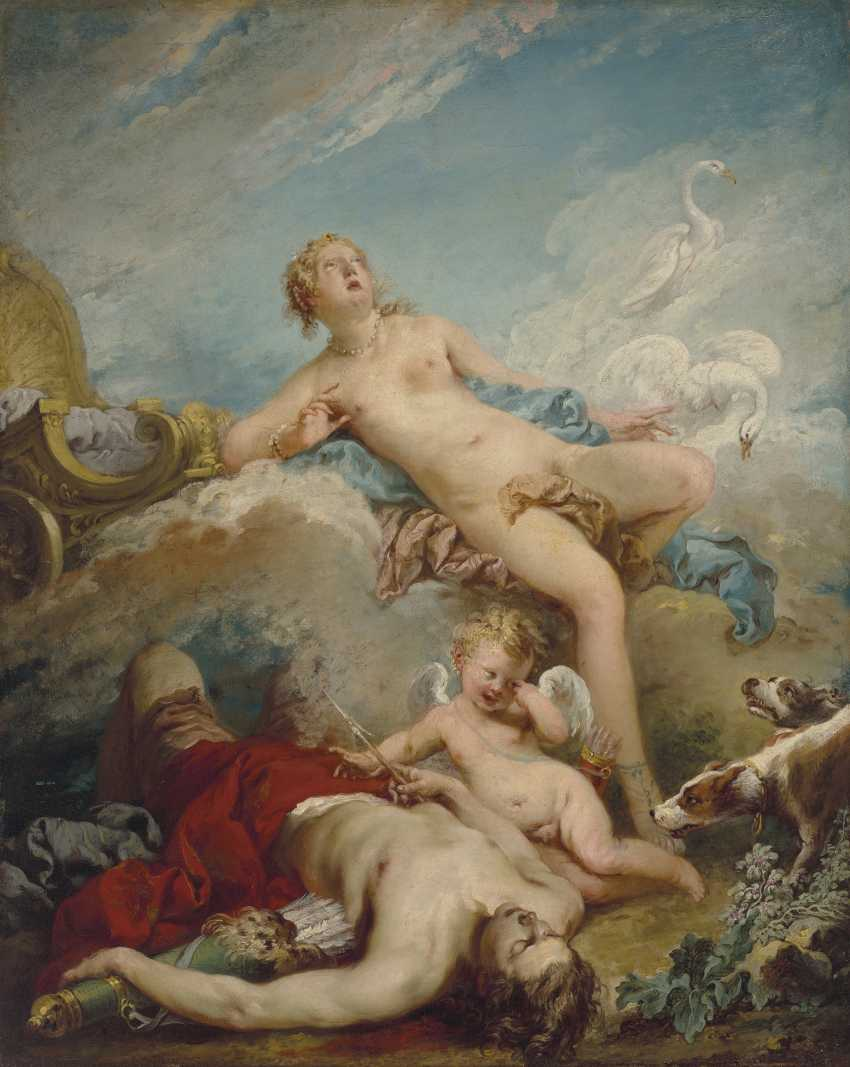 François Boucher (Paris 1703-1770) - photo 1