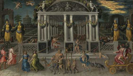 Antoine Caron (Beauvais 1521-1599 Paris) - photo 1
