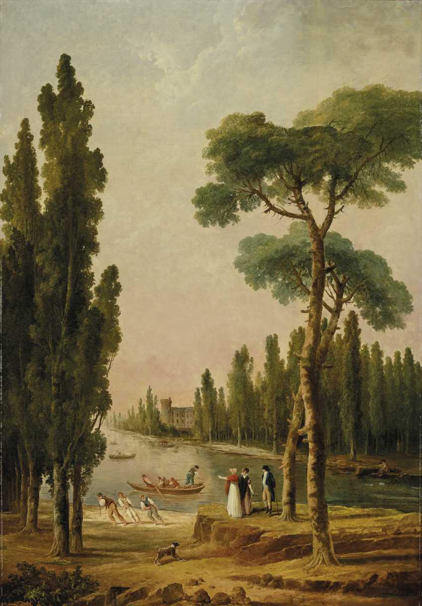 Hubert Robert (Paris 1733-1808) - photo 1