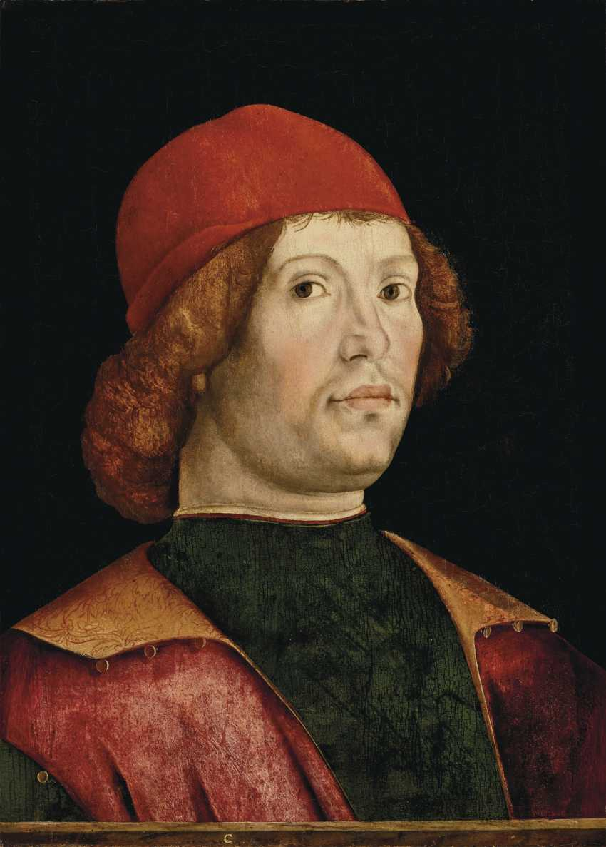 Attributed to Lorenzo Costa (Ferrara 1460-1535 Mantua) - photo 1