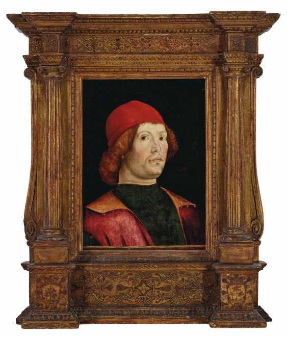 Attributed to Lorenzo Costa (Ferrara 1460-1535 Mantua) - photo 2